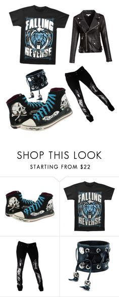 """""""Untitled #207"""" by animosus ❤ liked on Polyvore featuring Ed Hardy and Funk Plus"""