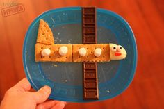 Toddler Approved!: Airplane Craft & Treat for a Disney Planes Movie Night