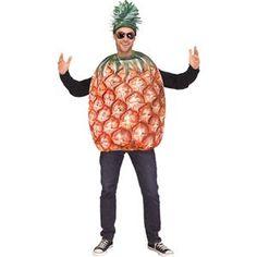 Pineapple Adult Halloween Costume, Size: One size, Orange Funny Costumes, Pet Costumes, Adult Costumes, Trendy Halloween, Adult Halloween, Halloween Costumes For Kids, Costume Wigs, Costume Shop, Pineapple Costume