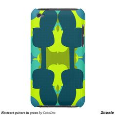 Need a new case for your  #iPod Touch? Check this one out. Perfect for #guitarists and #music #fans. #ipodtouch #zazzle