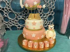 Pastel tarta Baby shawer #mesa dulce