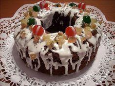 Torta Galesa, desde la Patagonia argentina My Recipes, Sweet Recipes, Cake Recipes, Cooking Recipes, Tortuga Rum Cake, Savarin, Bakery, Food And Drink, Sweets