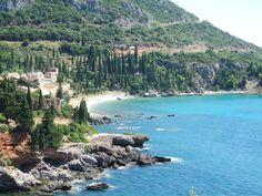 Kalamitsi Halkidiki, Greece