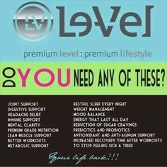 A wellness system that has all the vitamins, minerals and nutrients that your body needs on a daily basis. It fills in your nutritional gaps, it gives your body what it needs. It's a simple 3 step system with 2 capsules in the morning on an empty stomach 20 to 40 minutes later you drink the lifestyle mix and put on the DFT Foam and you're done for the day! Check out my website swild2013.le-vel.com And don't forget you can get your product for FREE!!!