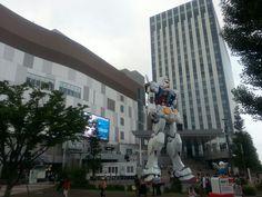 Gundam Odaiba Tokyo