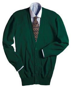 Ed Garments 351 V-Neck Cardigan With... $23.69 #topseller