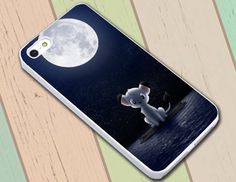 Lonely Dog at The Moonlight WN | iPhone 6 Case, iPhone 6S Case, iPhone 6 Plus Case, iPhone 5S Case, iPhone 5C Cases - SCRYL