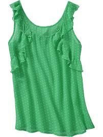 my green for the day... and it was on clearance in store!