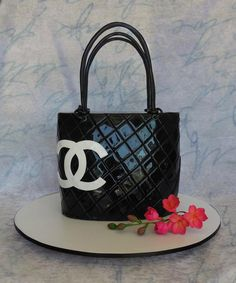 Chanel Bag Cake By Unusual Cakes For You Awesome Shoe Purse