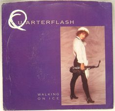 Quarterflash 45 RPM Cover https://www.facebook.com/FromTheWaybackMachine