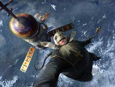 Сферический жрец в вакууме. Автор: Владимир Малаховский.