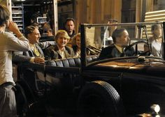 woody allen behind the scenes | in Woody Allen's Midnight In Paris (USA, 2011) | Behind The Scenes ...