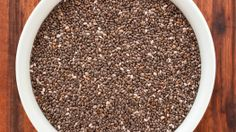 """The right foods can help you make a good first impression. Look to chia seeds to rev you up and provide the prolonged, sustaining kind of energy a man would look for before a date. This energy comes from the omega-3s and complex carbohydrate found in the ancient seeds, which also improve stamina and endurance, says Jordan Mitchell, a certified dietitian in Old Lyme, Conn.    """"Chia seeds can be eaten straight, blended into a smoothie, or sprinkled over oatmeal, salad, pasta"""""""