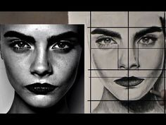 Drawing and Painting Faces                                                                                                                                                                                 More #DrawingFaces