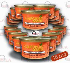 Sourcing-LA: California Scents Mojave Mango Air Freshener Box o...