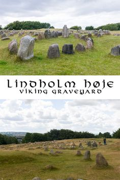 Because this hill, called Lindholm Høje, is the largest and best preserved Viking burial ground in all of Scandinavia.  As it turns out, the rocks and boulders are not just rocks and boulders, but the remains of nearly 700 Viking men and women buried here over a thousand years ago.