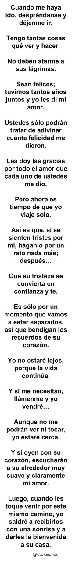 frases Brown Things new brown hair color 2018 A Course In Miracles, Little Bit, Spanish Quotes, More Than Words, Beautiful Words, Just In Case, Wise Words, Favorite Quotes, Me Quotes