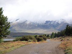 Chubut, Esquel, Camino a la laguna La Zeta