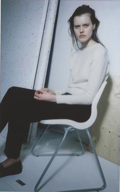 AW13 Collection by Faustine Steinmetz. Photography by Lena C. Emery. Hair by Hiroshi Matsushita. Make up by Nami Yoshida. #FaustineSteinmetz