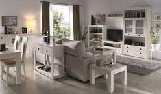 muebles,salon,comedor,casa,modular,muebleslospedroches.com - #decoracion #homedecor #muebles