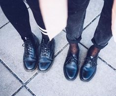 DOUBLE DOC'S: The 1460 and 1461 shoe, shared by irisknox. Shop originals now.