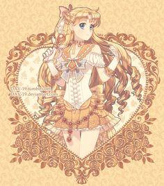 World of Eternal Sailor Moon: Photo Sailor Moons, Sailor Moon Manga, Sailor Jupiter, Sailor Venus, Arte Sailor Moon, Sailor Moon Fan Art, Sailor Saturn, Sailor Scouts, Sailor Moon Kristall