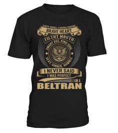 BELTRAN - I Nerver Said