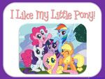 My Little Pony Free PDF- Easy Readers you can also put them on your iPad or tablet!