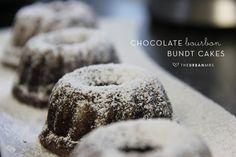 Chocolate Bourbon Bundt Cake