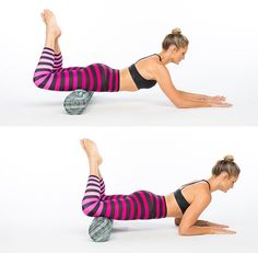 3 Simple Foam Rolling Exercises for Tight Hips The truth is that you're probably not doing enough foam rolling exercises. And if you have tight hips, this simple piece of fitness equipment might just . Hip Flexor Exercises, Hip Stretches, Stretching, Yoga Exercises, Joseph Pilates, No Equipment Workout, Fitness Equipment, Foam Roller Stretches, Roller Workout