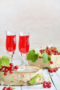 Prosecco, Smoothies, Alcoholic Drinks, Food And Drink, Tableware, Red, How To Make, Blog, Recipes