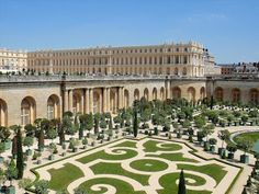 Palace of Versailles - can't believe I had a chance to see this and didn't. Stupid, Stupid, Stupid