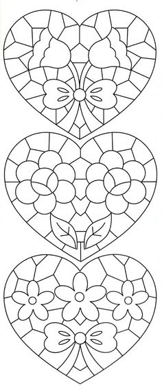 Hearts, Valentine and other images to the St. Valentine's Day. | Beautify the world with their own hands
