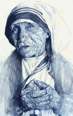 Mother Teresa — Thomas Fluharty