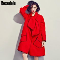 Find More Wool & Blends Information about New Fashion Winter Plus Size Woolen Clothes Coat With Neckerchief  Wool Jacket For Women,High Quality jacket honda,China clothes hat Suppliers, Cheap jacket and t shirt from Rosedale Global store on Aliexpress.com