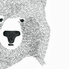 fourmonkeys - seventy tree: bear of few words