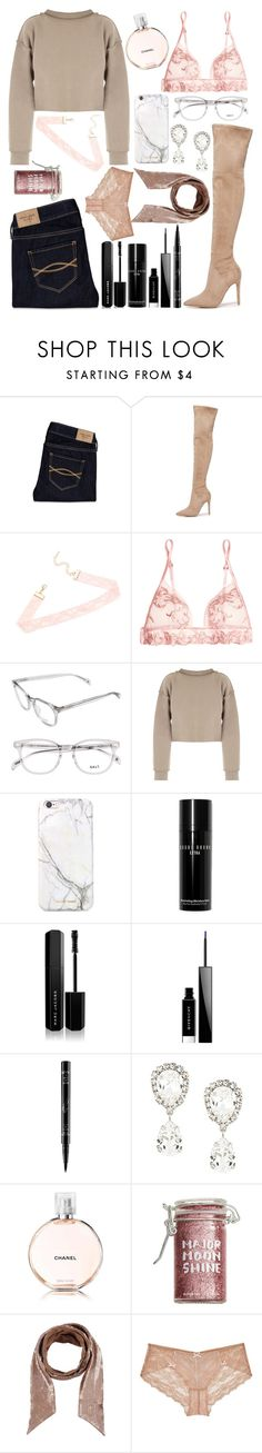"""""""°Mamihlapinatapai°"""" by lilsavageboo ❤ liked on Polyvore featuring Abercrombie & Fitch, Kendall + Kylie, La Perla, My Mum Made It, russell+hazel, Bobbi Brown Cosmetics, Marc Jacobs, Givenchy, NYX and Dolce&Gabbana"""