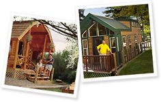 We love the cabins an lodges. When we travel on family vacations a KOA is always on our list.