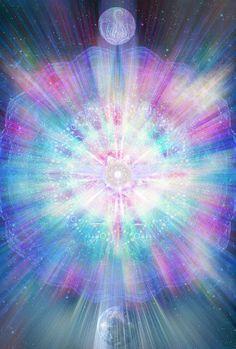 Universo Espiritual Compartiendo Luz: plenilunio de octubre, entrada de luz Raima. A. Mi...
