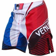 Fight short Venum French flag