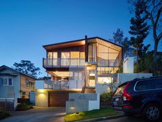 Mackay Terrace Residence in Brisbane, Australia | Shaun Lockyer Architects