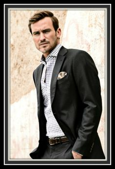#JHilburnStyleTip: Your pocket square is an effortless way to dress-up a look when going without a tie. #Spring2014   http://www.onetruetailor.com/