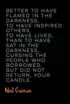 Neil Gaiman #quotes