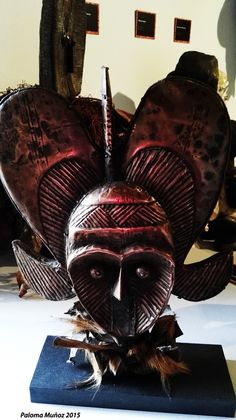 Cabeza de ídolo. Head Idol