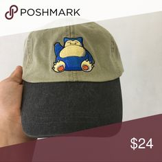 2216bd1aee9 SNORLAX DAD HAT Brand new item . Embroidered sixpanelstudio.com Accessories  Hats