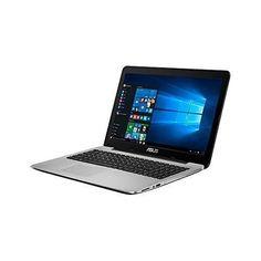 ASUS F555LA 15.6-Inch Full HD LED Laptop(Intel Core i7 Processor 2.4GHz 8GB RAM 1TB HDD DVD HDMI VGA Webcam WIFI1080P Display Windows 10 Home) Black