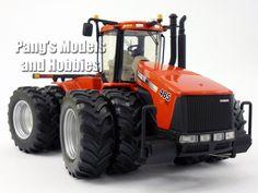 Case IH Steiger 485HD Tractor 1/50 Scale Die-cast Metal Model by First Gear