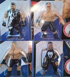 WWE Mattel Retro Figure Set WWF Kevin Owens John Cena Roman Reigns Brock Lesnar - http://bestsellerlist.co.uk/wwe-mattel-retro-figure-set-wwf-kevin-owens-john-cena-roman-reigns-brock-lesnar/