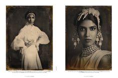 amazing grace india fashion4 Amazing Grace: Malini Banerjee by Tarun Khiwal for Elle India