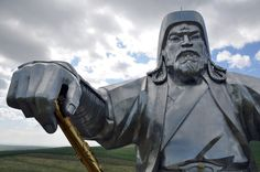 The Mongolian leader left a strong footprint in the Y chromosomes of modern descendants — but he was not the only one.
